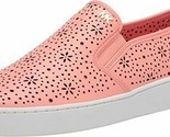 MICHAEL Michael Kors Kane Perforated Slip-On Sneakers Size 7.5