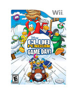 Nintendo Wii Disney Club Penguin Game Day 1-4 Player Action Adventure Video Game - $10.39