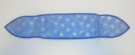 Longaberger Handle Tie Medium Century Star New In Bag 2599244 Fabric Blue  - $9.85