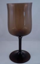 Lenox Espresso Brown Wine Glass - $10.26