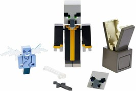 Minecraft Comic Maker Multipack Attack Set With Evoker And Vexes Action ... - $14.24