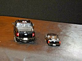 Die-cast Black F-150 Ford Trucks AA19-1507 image 6