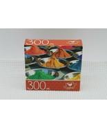 NEW 300 Piece Jigsaw Puzzle Cardinal Sealed 14 x 11, Tikka Powders - $4.45
