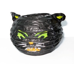 Illuminations Halloween Cat Light Strand Set of 10 Rare Paper Lanterns - $35.50