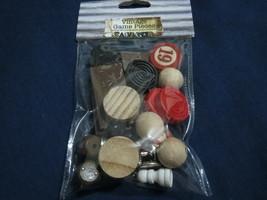 Bci Crafts Vintage Game Pieces - $9.99