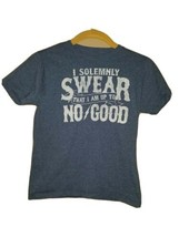 """Boys HARRY POTTER """"I Solemnly Swear That I Am Up To No Good"""" T-Shirt Blu... - $5.89"""