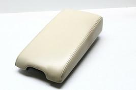 2004-2007 INFINITI G35 COUPE AUTO CENTER CONSOLE ARM REST LID BEIGE P4188 - $97.99