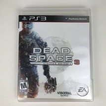 Dead Space 3: Limited Edition Sony PlayStation PS3 EA Video Game 2013 Mature - $5.99
