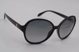 NEW ROBERTO CAVALLI MARIA 726S 01B BLACK SUNGLASSES AUTHENTIC 60-16 W/CA... - $148.44