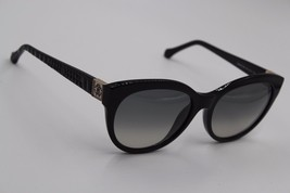 NEW ROBERTO CAVALLI ALBALDAH 798S 01B BLACK SUNGLASSES AUTHENTIC 57-17 W... - $148.44