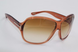 NEW TOM FORD TF 19 390 HUTTON BROWN SUNGLASSES AUTHENTIC 62-10 W/CASE ! - $138.85
