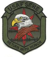 USAF SERE Return With Honor Patch OD Green    - $9.97