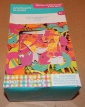 "Easter Kids Crafts Foam Stickers Value Pack 4oz 1 1/2"" Celebrate It 108D - $8.49"