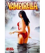 Vampirella #4 [Comic] [Jan 01, 2001] John Smith and Mike Mayhew - $4.19