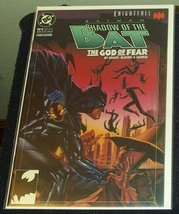 Batman Knightfall: Shadow of the Bat #18 (The God of Fear; Book Three of... - $1.95