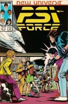 "PSI Force Issue 12 October 87 ""The Candyman"" Ma... - $16.00"