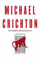 Next Michael Crichton - $1.17