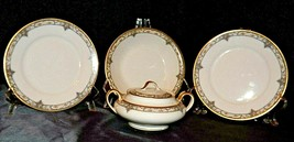 Theodore Haviland Limoges France 5 Replacement Pieces AA20-2347C Vintage