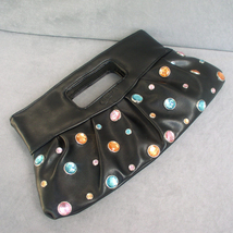 Purse Clutch Jewel Studded Handbag by Candies - $15.00
