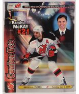 Center Ice Official Game Magazine of the New Jersey Devils  - $9.99