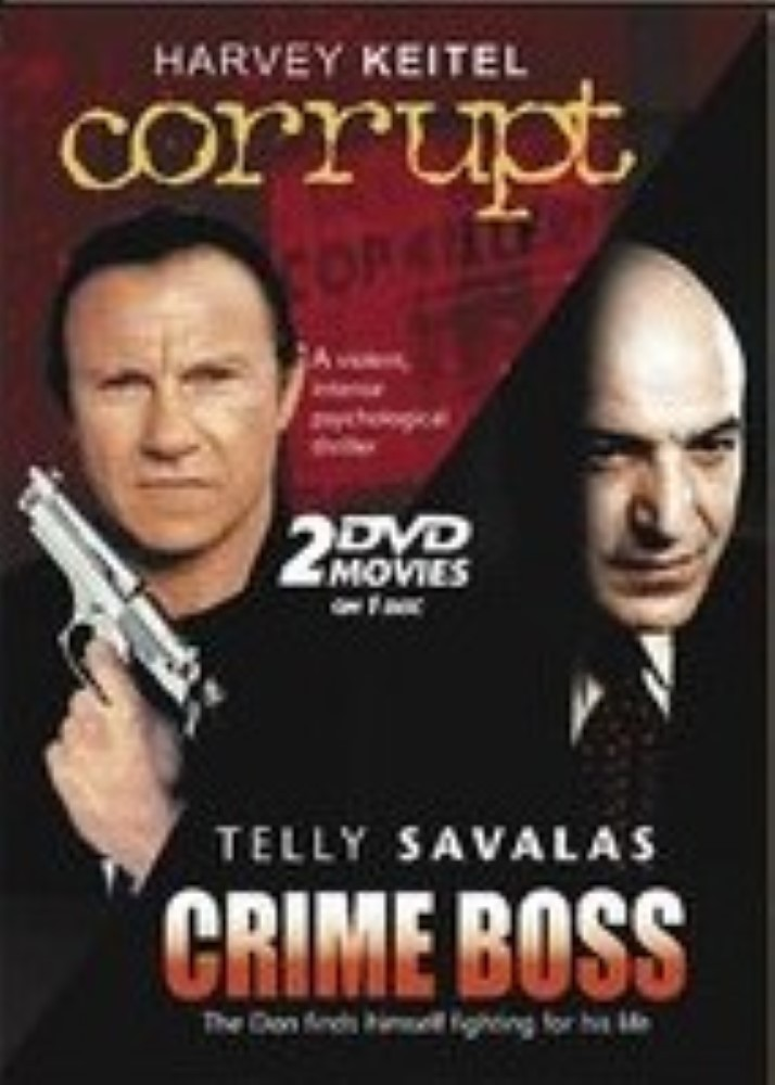 Corrupt / Crime Boss Dvd