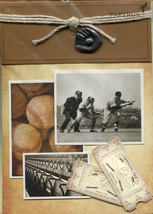 "Greeting Card ""Opening Day"" Baseball Themed Father's Day Card - $8.95"