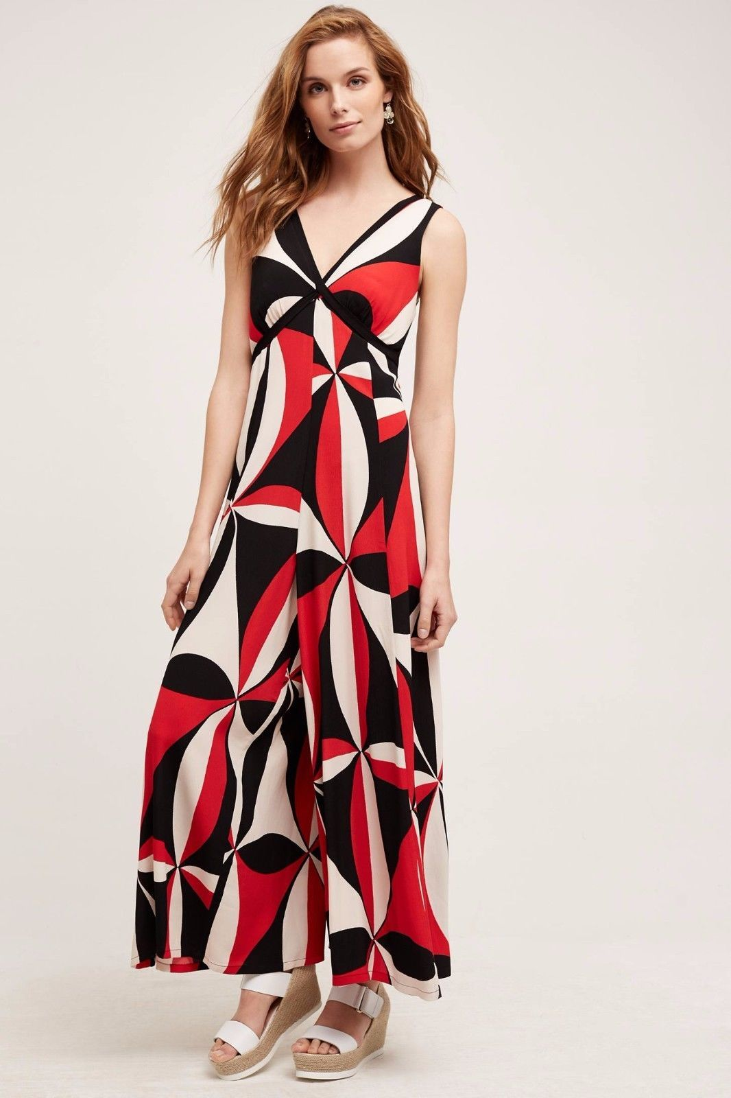 NWT ANTHROPOLOGIE TALLULAH WIDE-LEG JUMPSUIT by HD in PARIS 2