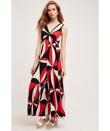 NWT ANTHROPOLOGIE TALLULAH WIDE-LEG JUMPSUIT by HD in PARIS 2 - $87.29