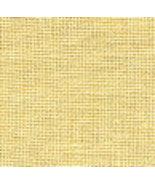 Buttercream 40ct Hand-Dyed Linen 36x27 cross s... - $53.20