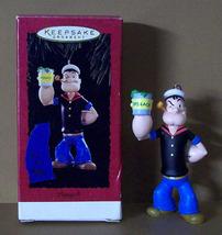 Popeye Hallmark Keepsake Christmas Ornament - 1994 - $17.00