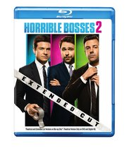 Horrible Bosses 2 Extended Edition (Blu-ray Disc, 2015)