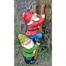 Up the Ladder: Climbing Garden Gnome Statue - $47.08