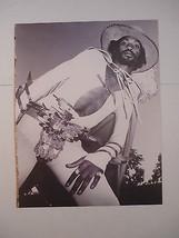 Eddie Hazel Guitarist 12x9 Coffee Table Book Photo Page George Clinton - $4.99