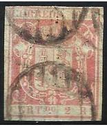 Spain 1854 Scott# 28 Used - $56.00