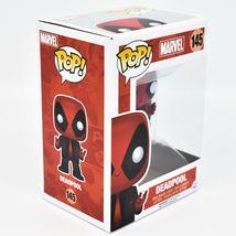 Funko Pop! Marvel Deadpool Dressed to Kill in Suit #145 Vinyl Bobble Head image 5