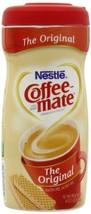 Nestle Coffee-mate Regular Original Powdered Coffee Creamer, 16-oz. 2 Pack