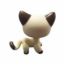 hotsale Rare Black / yellow Cat Blue Eyes Cute ... - $24.44