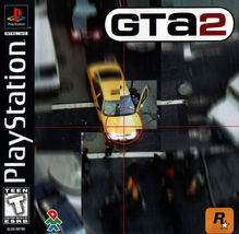 GTA 2 PS1 GAME USED WORKS GREAT FREE SHIPPING - $24.74