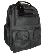 NEW TUMI ALPHA BRAVO COMPACT LAPTOP BRIEF BUSINESS BACKPACK & LAPTOP SLE... - $475.15