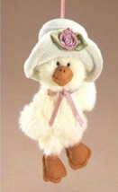 "Boyds Bears ""Tillie"" #562478-  3.5"" Duck Ornament- NWT- 2005 -Retired - $19.99"