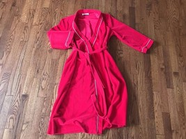 Women's Vintage Pink Vanity Fair Robe Gown Size Small - ₨2,024.26 INR