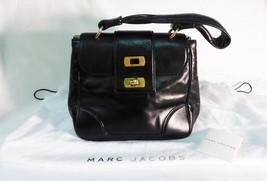 Marc Jacobs women's black leather handbag purse - ₨14,472.67 INR