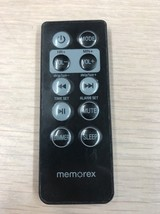 Memorex Remote Control Mi4390 Tested And Cleaned                  O7