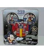 Disney Pez Celebrates 80 Years Mickey Mouse Lim... - $59.95
