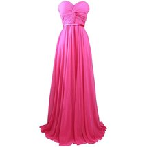 Lemai Criss Cross Long Sash A Line Prom Fomal Corset Evening Bridesmaid ... - $89.99