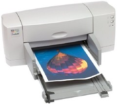 HP Deskjet 840C Standard Inkjet Printer - $178.15
