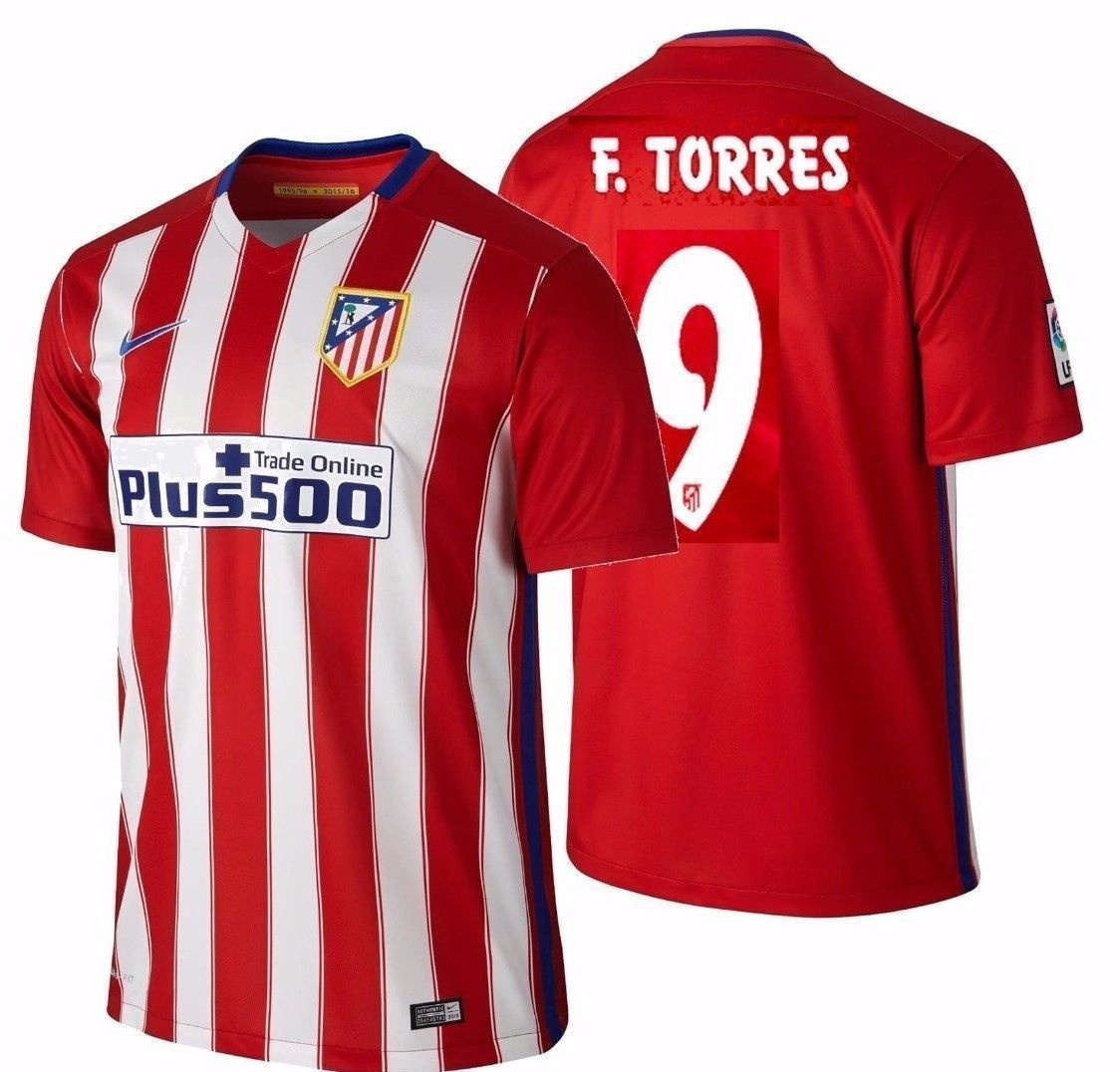 Nike Fernando Torres Atletico Madrid Home and similar items 6a2990a09