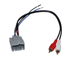 APS NC Shipping METRA 70-5520AV FORD/LAND ROVER 2003-10 DVD Wire Harness  - $8.59