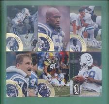 1994 Score Select Indianapolis Colts Football Set - $2.99