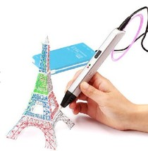 3D Printing Pen 5V 2A USB Power 0.6mm Nozzle Adjustable Speed - $56.00
